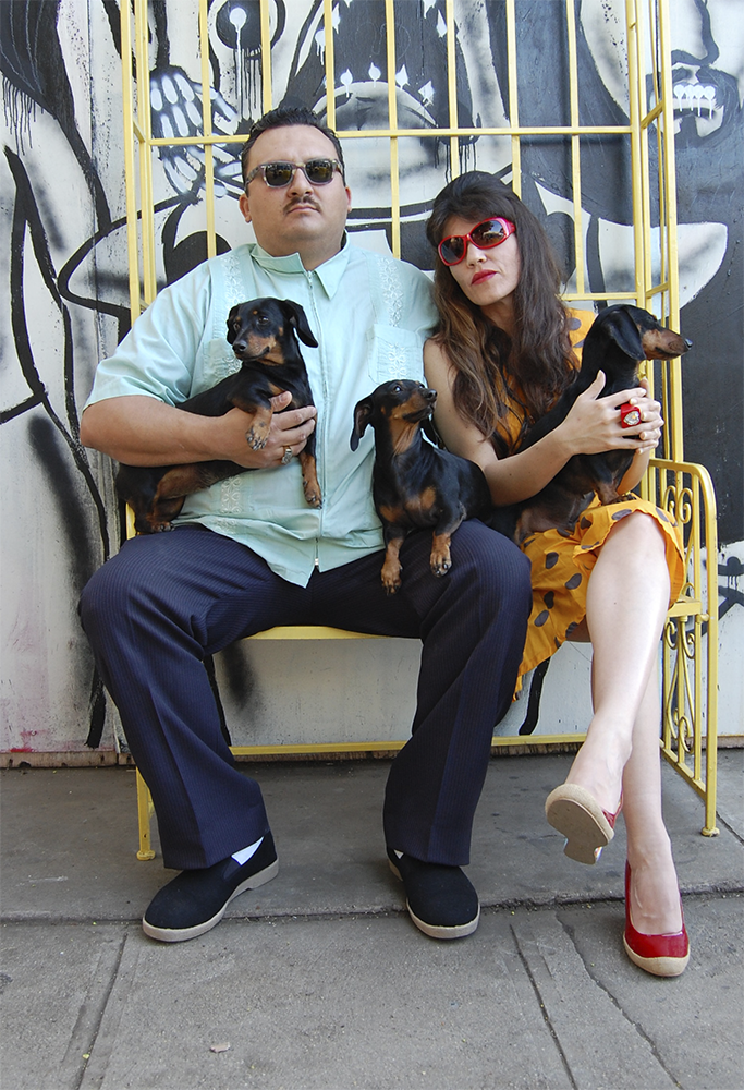 Mario Ybarra Jr. & Karla Diaz talk growing alongside community, sharing opportunities, and the value artists bring to culture.