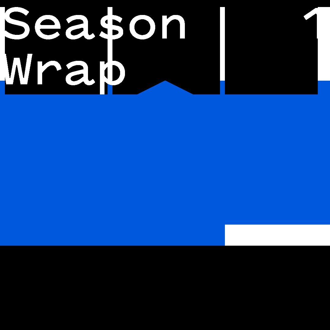 Season 1 wrap, giveaway announcement, plans for Season 2