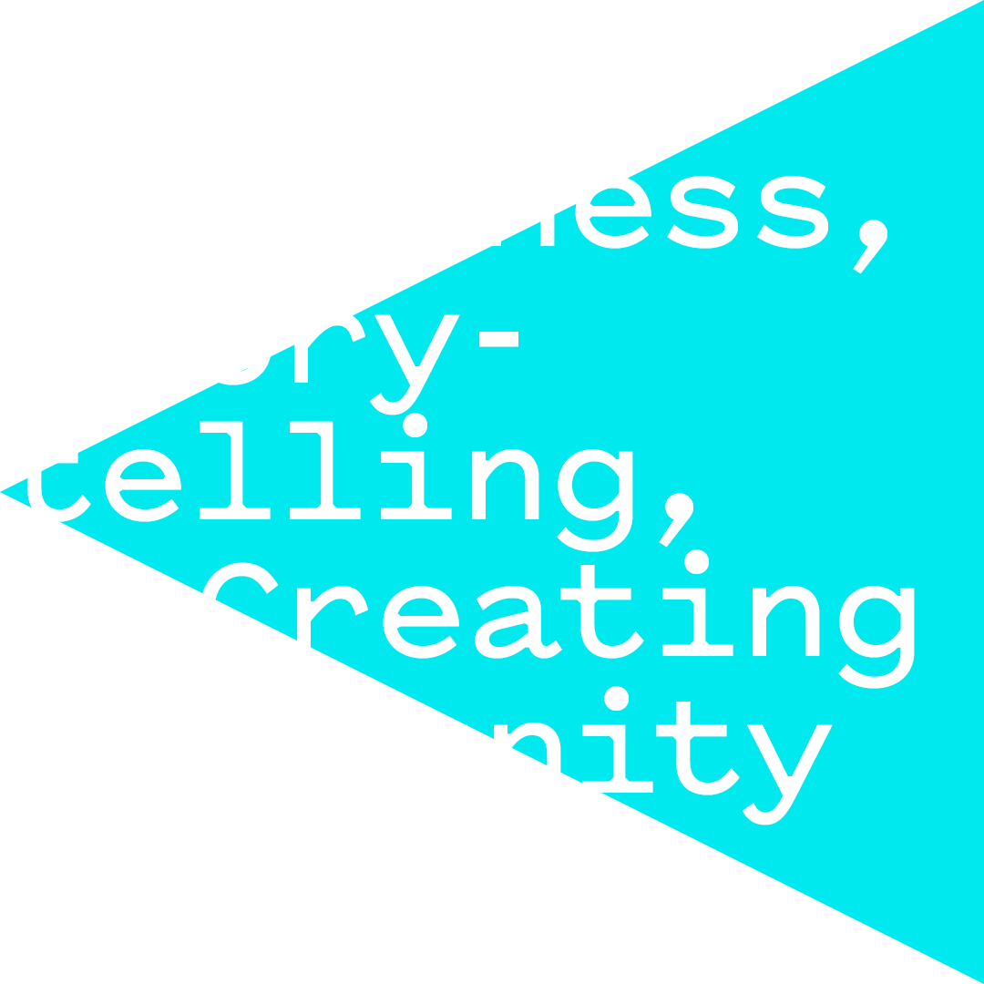 Amanda & Nicole talk self-awareness, storytelling, and creating community