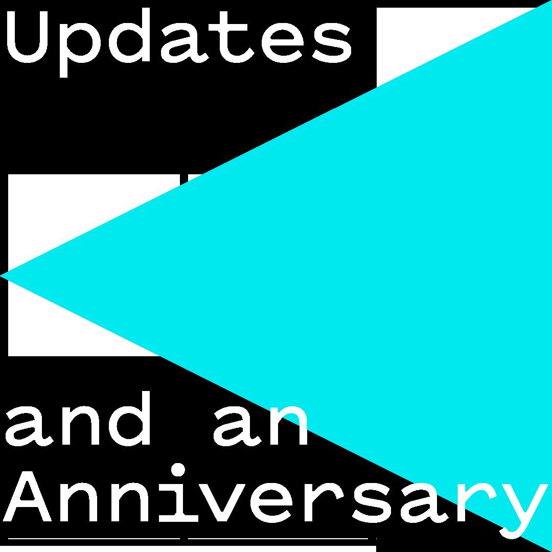 Beyond the Studio's 1 year anniversary.