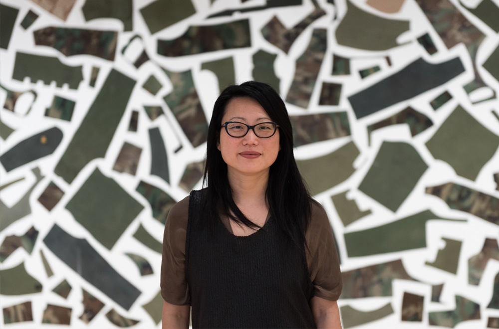 Jean Shin talks representation, expanding community, and the importance of self-advocacy.